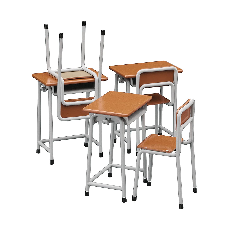 school desk and chair combo 1 12 school desk amp chair