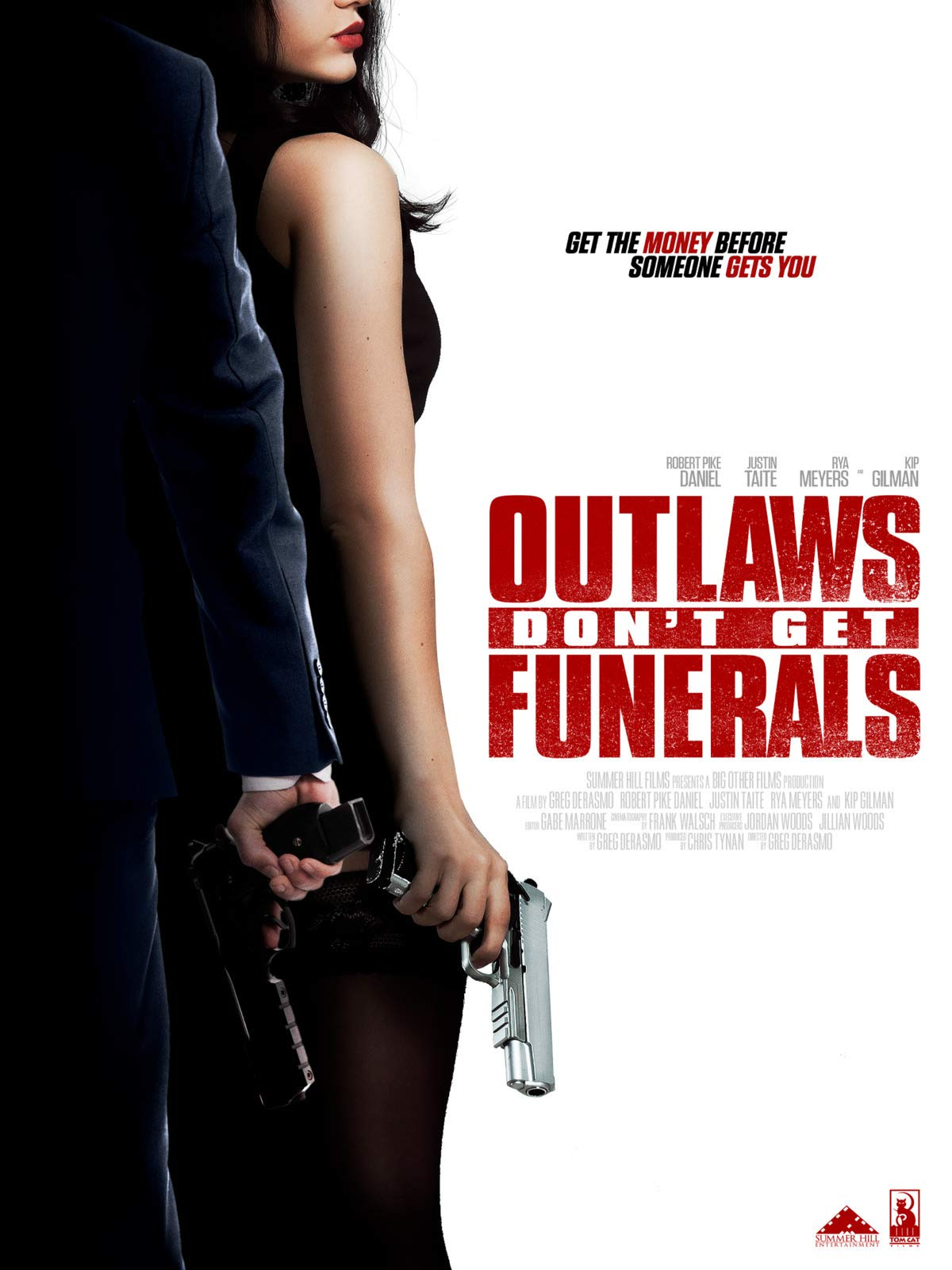 Outlaws Don't Get Funerals on Amazon Prime Video UK