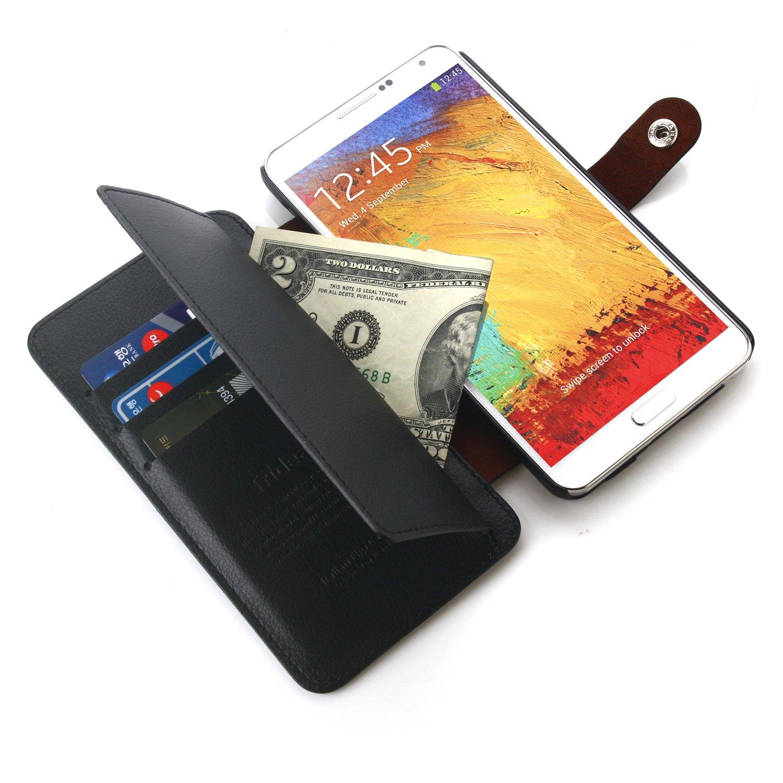 Ledertasche Note 3 Tridea Samsung Galaxy Note 3