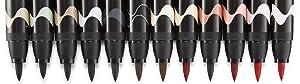 Prismacolor Double-Ended Marker (1850849) (Color: Flesh Tones/Portrait Colors, Tamaño: 24-Count)