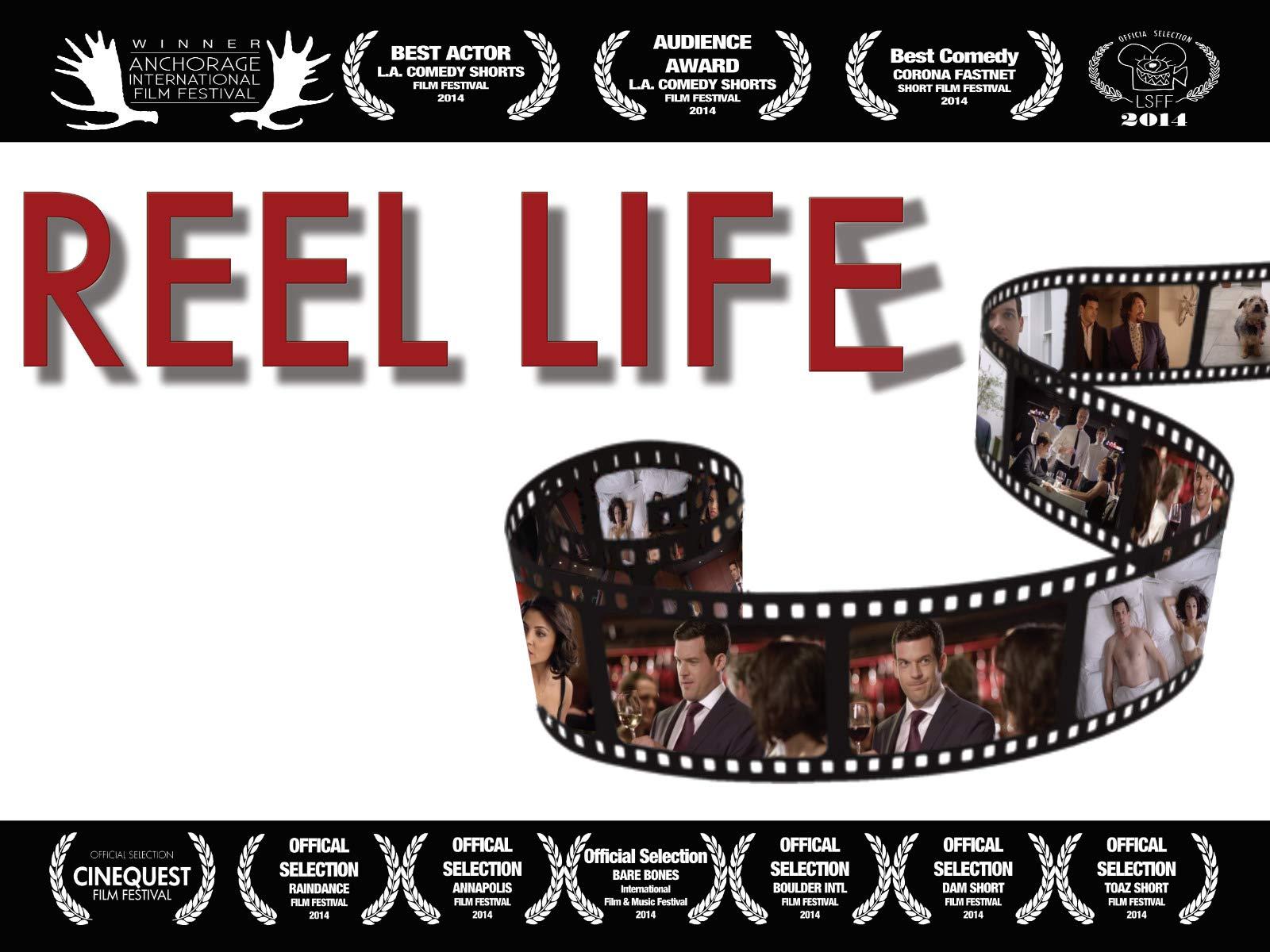 Reel Life on Amazon Prime Instant Video UK