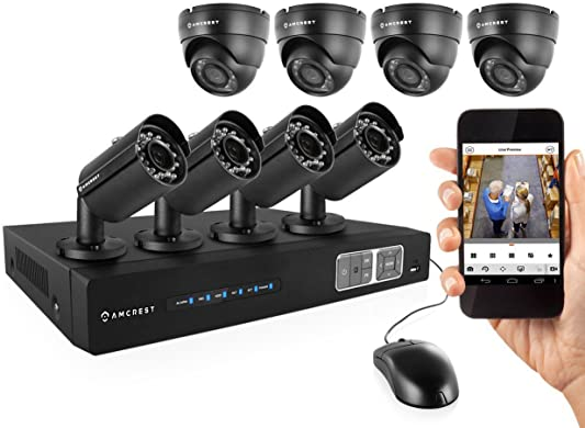 Wireless Security Camera system Reviews