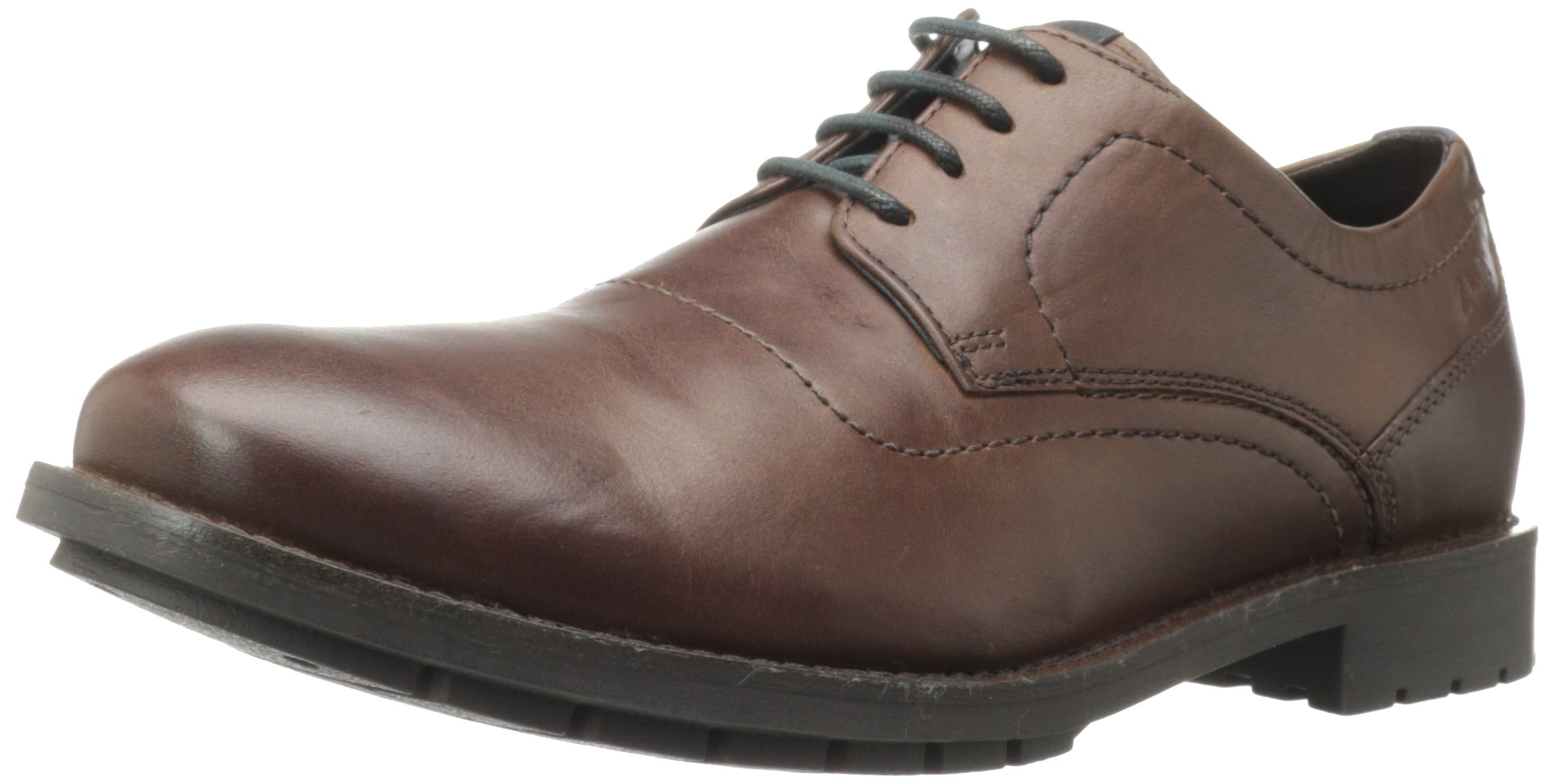 Giầy Clarks Men's Garnet Walk Oxford, Size 12 US - 46 EU màu Tan Leather
