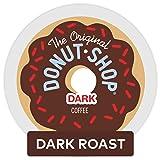 The Original Donut Shop Dark, Single Serve Coffee K Cup Pod, Dark Roast, 24 Count (Pack of 4) (Tamaño: 24 Count (Pack of 4))