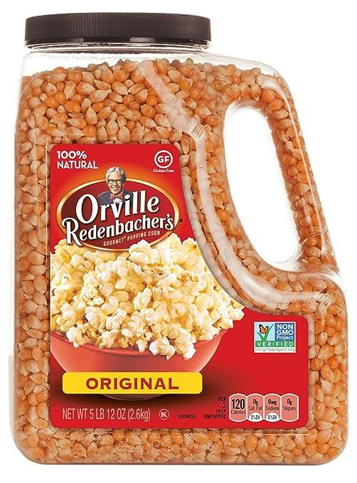Orville Redenbacher's Gourmet Popcorn Kernels Via Amazon