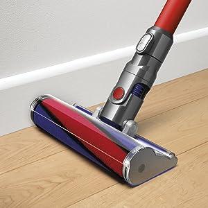 dyson 209560-01 v6 cordless stick vacuum review