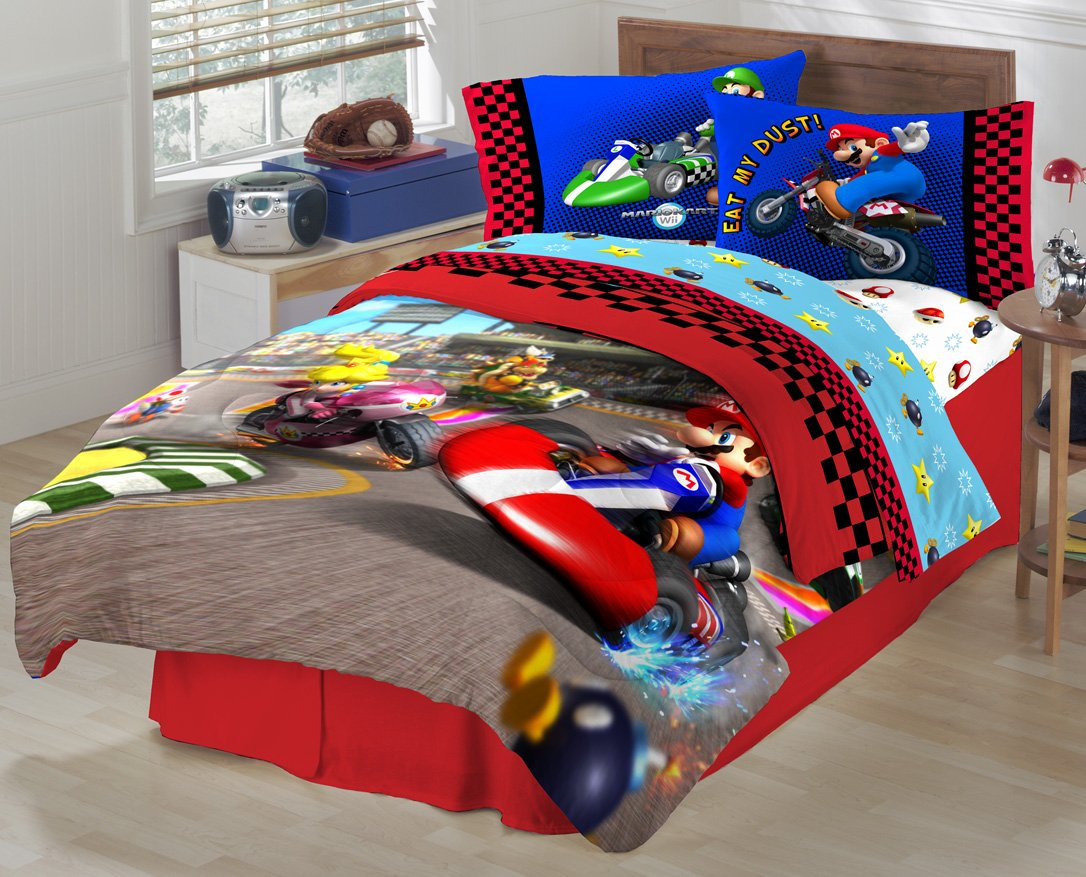 Sheet sets boys home decoration club for Super cheap bedroom sets