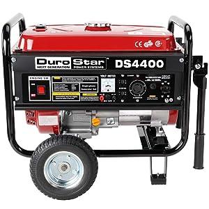 DuroStar DS4400 Portable Generator