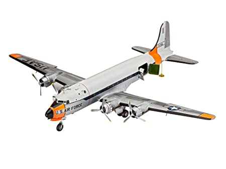 Revell - 04877 - C-54 Skymaster - 357 Pièces - Echelle 1/72