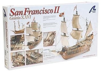 Artesania Latina en bois bateau Kit. San Francisco II Réf: 22452