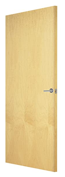 Premdor 27037 726 x 2040 x 44 mm Veneer FD30 Interior Fire Door - Ash