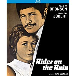 Rider on the Rain - aka La passager de la pluie [Blu-ray]
