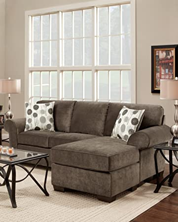 Chelsea Home Furniture Worcester Sofa Chaise, Elizabeth Ash