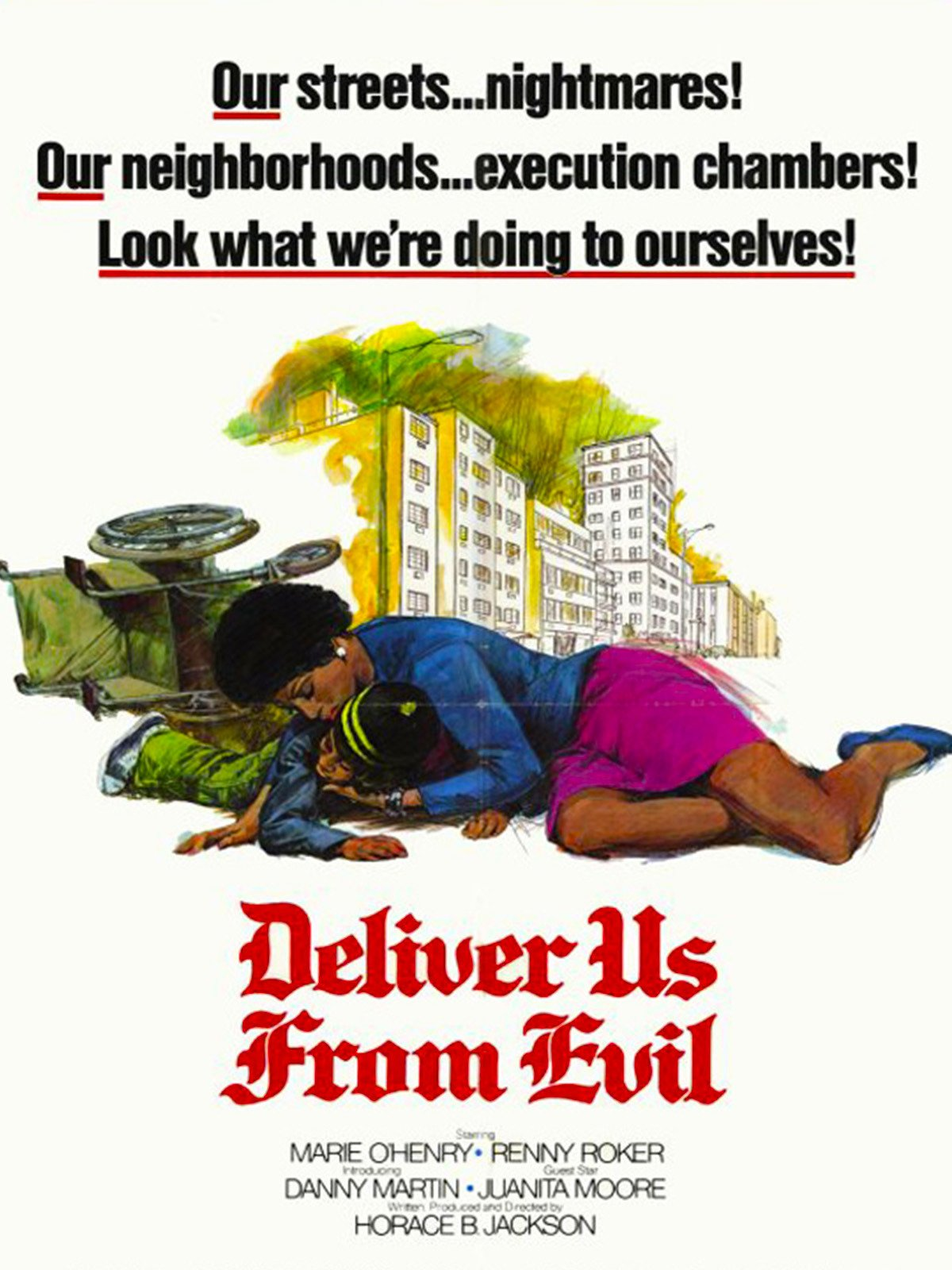 Deliver Us From Evil on Amazon Prime Instant Video UK