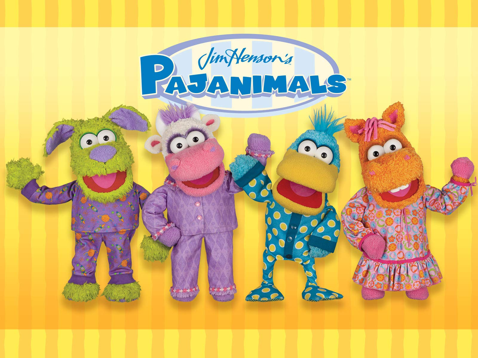 Pajanimals - Season 1