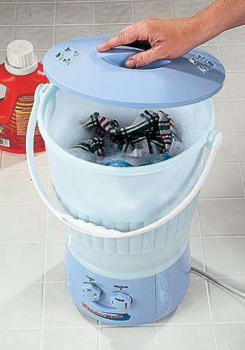 camping washing machine