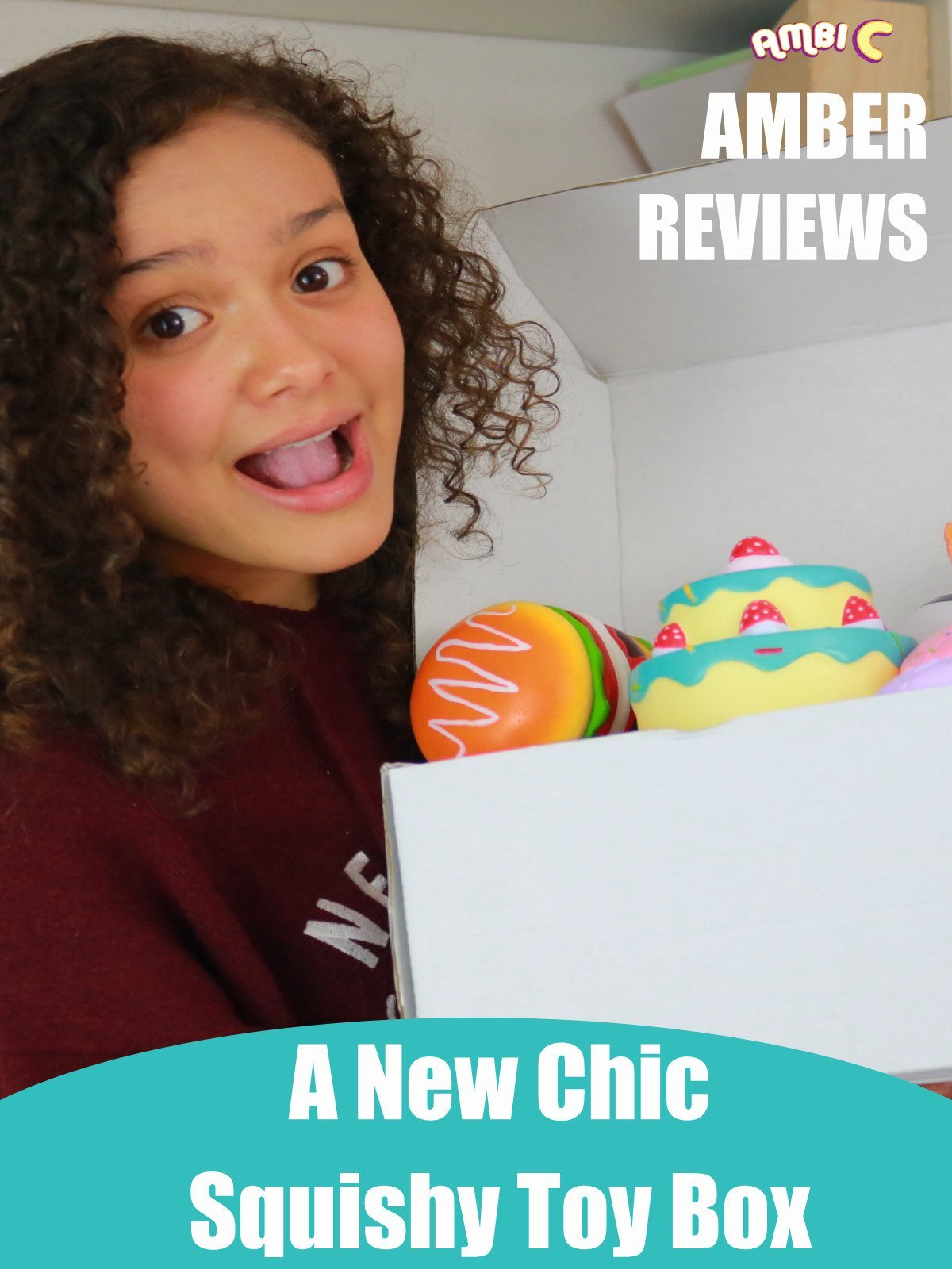 Amber Reviews a New Chic Squishy Toy Box