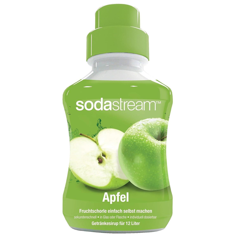Sodastream Apfel, 2er Pack (2 x 500ml