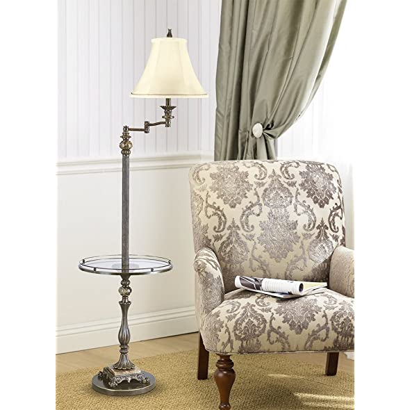 Floor Lamps with Tables