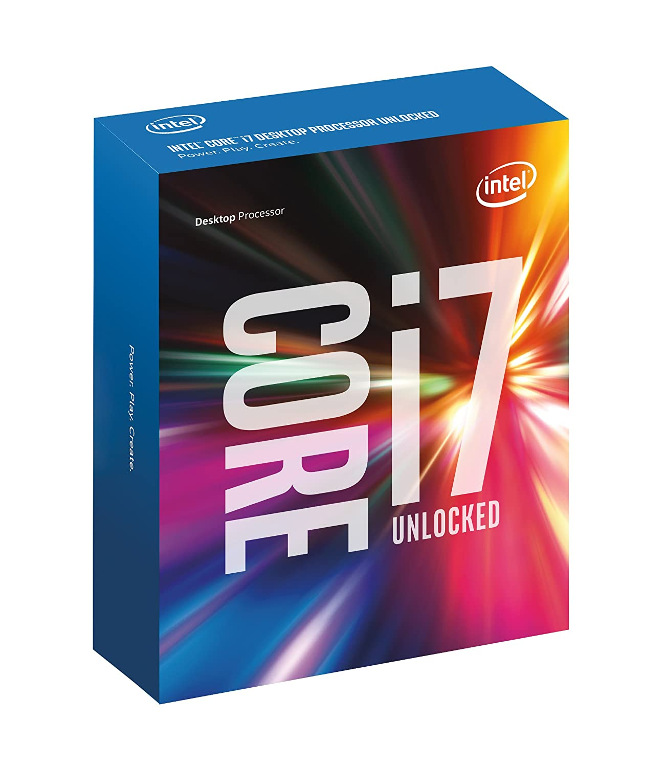Intel Core I7-6700K 4.00 GHz