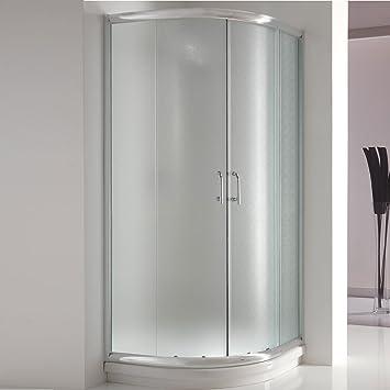 Box doccia semicircolare 80x80 h200 stampato c mod - Box doccia fai da te ...