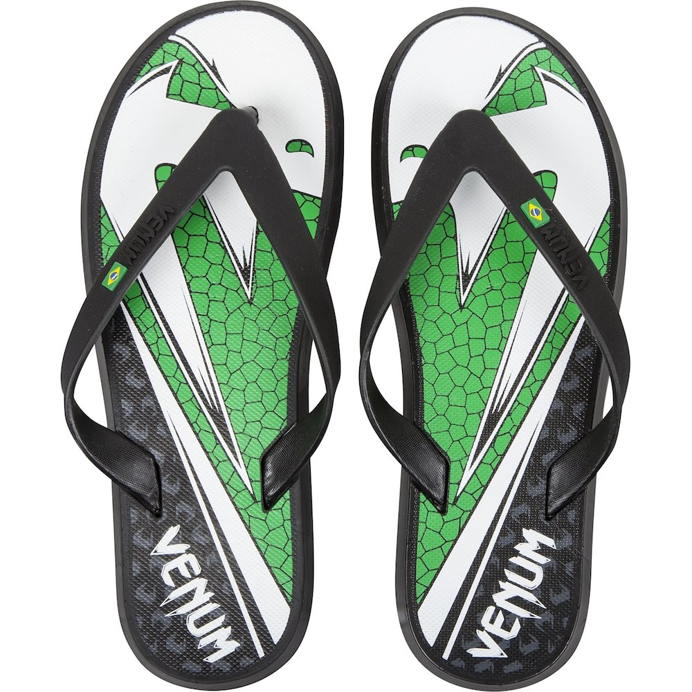 Venum Amazonia 4 Mens Sandals Black/Green