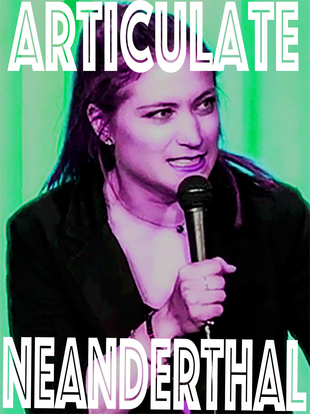 Articulate Neanderthal