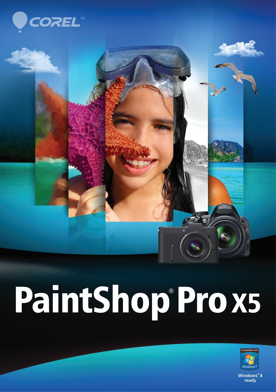 PaintShop Pro X5  [Download] $44.40