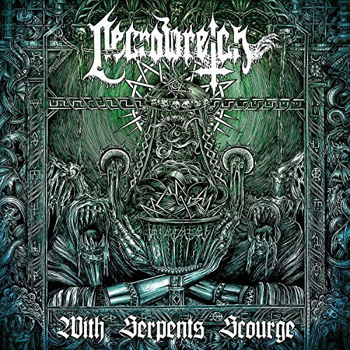 With Serpents Scourge by Necrowretch (2015-02-24)