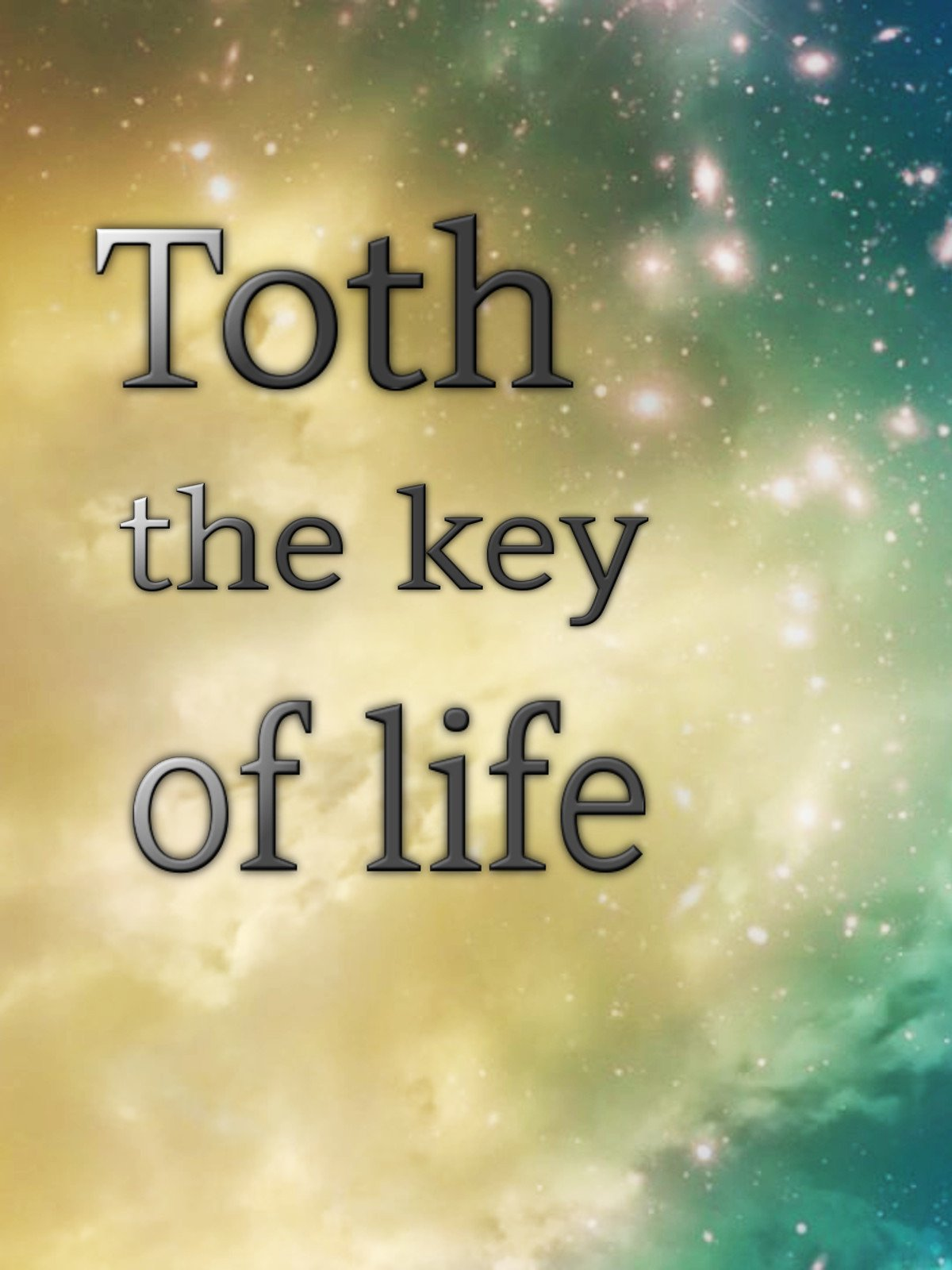 Thot, the key of life
