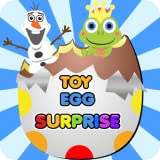 Toy Egg Surprise - Fun Toy Prize Collecting Game