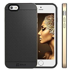 iPhone 6 Plus Funda, JETech® Marco de Aluminio Tough Delgada de Metal Apple iPhone 6 Plus 5.5 Case Cover Carcasa Funda para iPhone 6 5.5 pulgadas (Alu  Electrónica revisión y más noticias