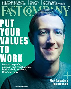 1-Year Fast Company Magazine Subscription