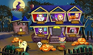 Sweet Baby Girl Halloween Fun - Spooky Makeover & Dress Up Party by TutoTOONS