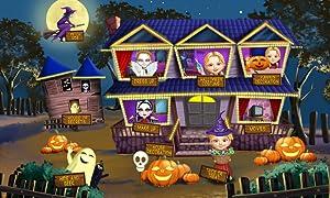 Sweet Baby Girl Halloween FULL from TutoTOONS