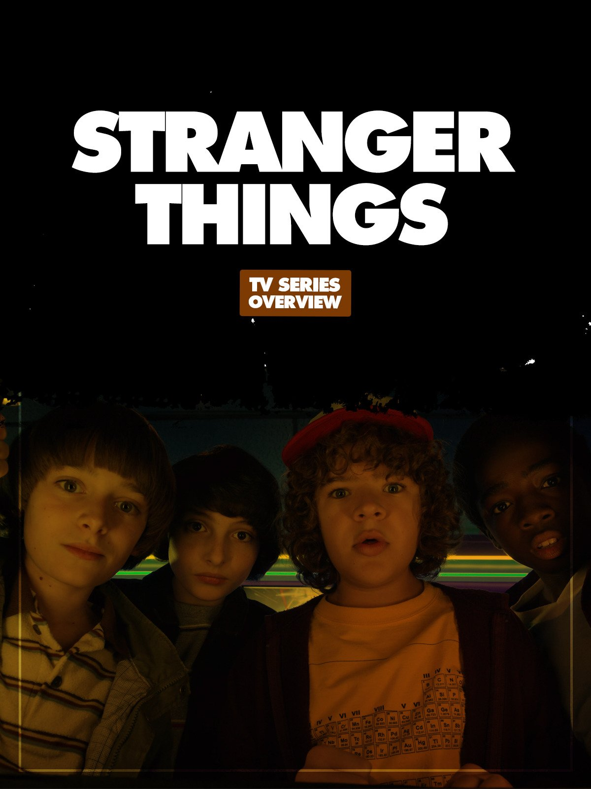 Watch 'Stranger Things TV Series Overview' on Amazon Prime