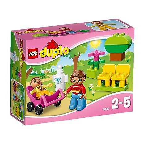 LEGO DUPLO Ville - 10585 - Jeu De Construction - Maman Et Bébé