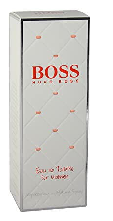 Perfume Boss Orange de Hugo Boss para mujer, 50 ml.