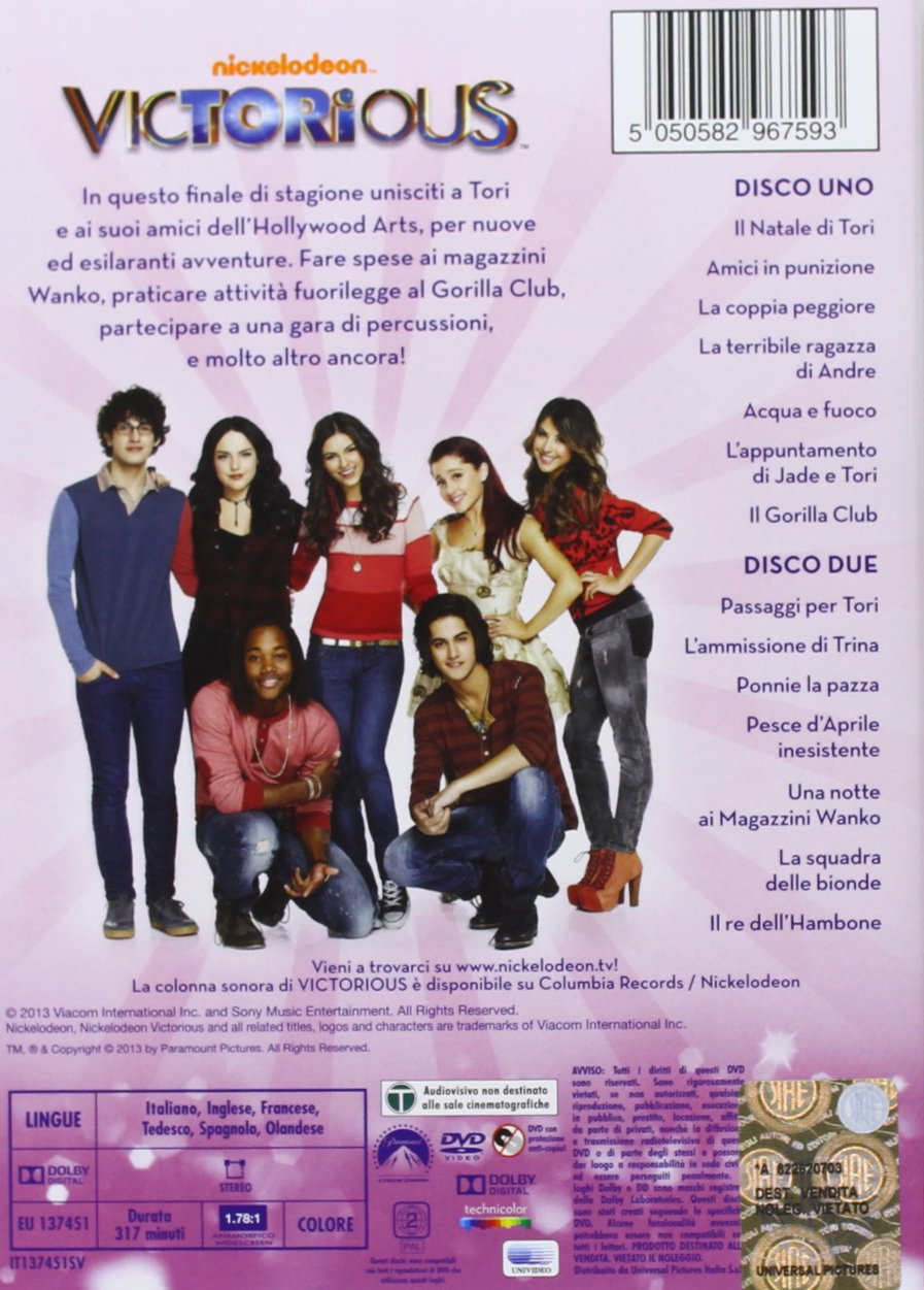 Victorious Season 3 Volume