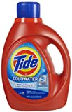 Tide HE Coldwater Liquid Detergent, Fresh - 52 Loads, 100 oz