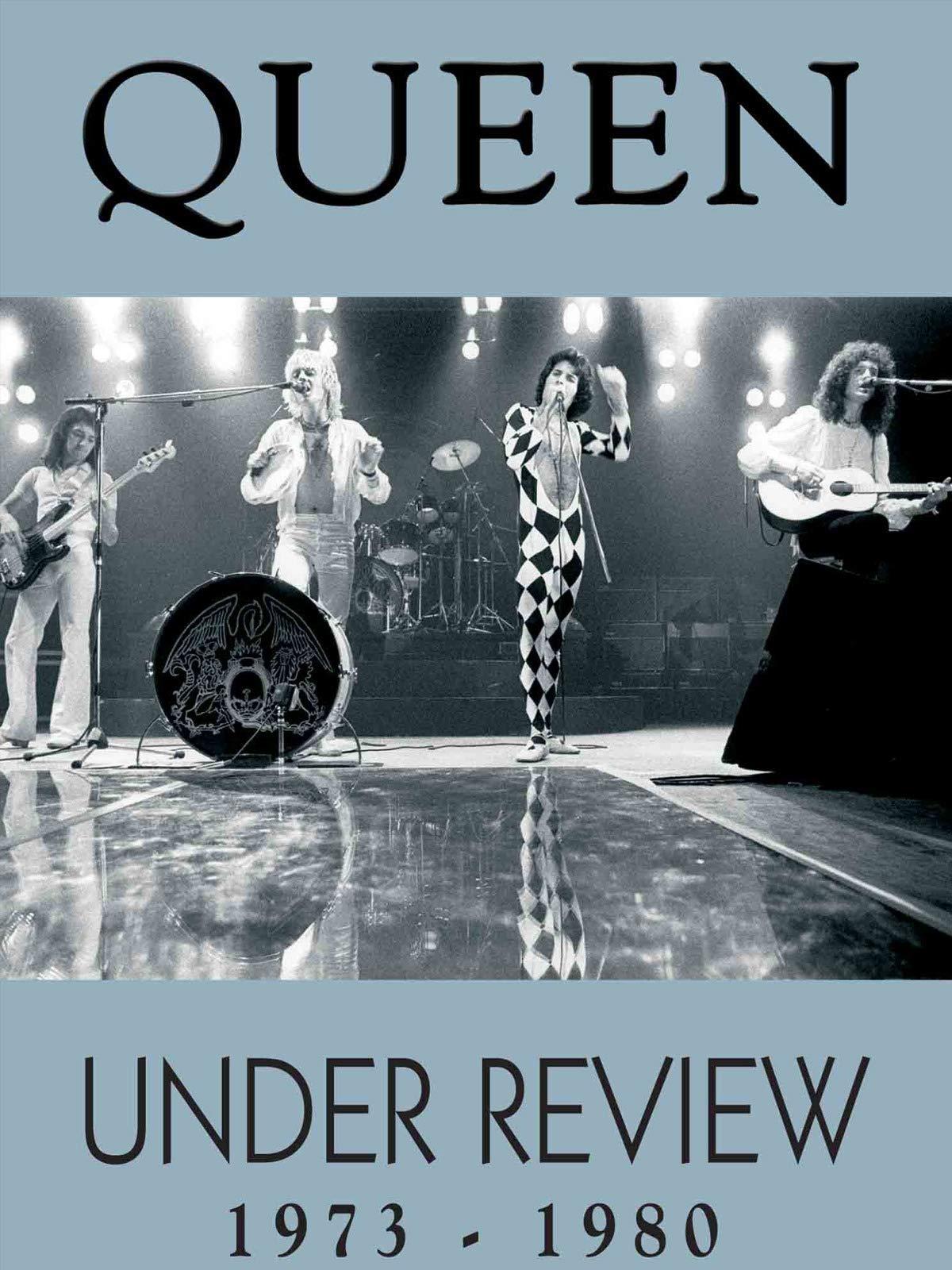Queen - Under Review 1973-1980 on Amazon Prime Instant Video UK