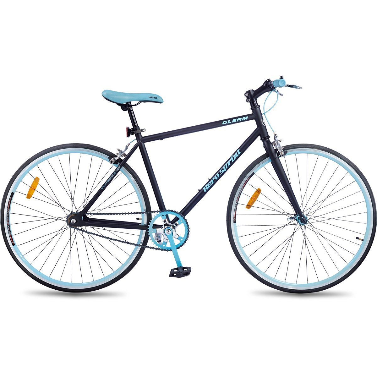 Sports Sale!! Upto 50% Off On Sports & Fitness Equipment By Amazon | Hero Sprint Gleam 27T Single Speed Cycle @ Rs.7,260