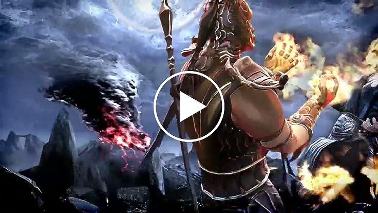 Mortal Kombat Sub-Zero Vignette