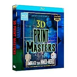 3D Print Masters [Blu-ray]