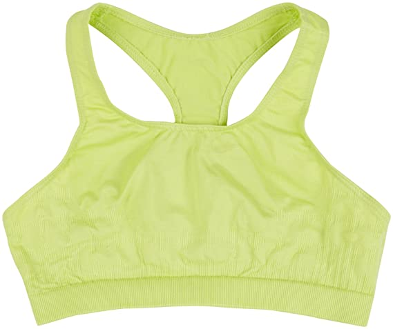 Hanes Big Girls Seamless Active Pullover