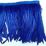 Sowder Rooster Feather Fringe Trim 12-14