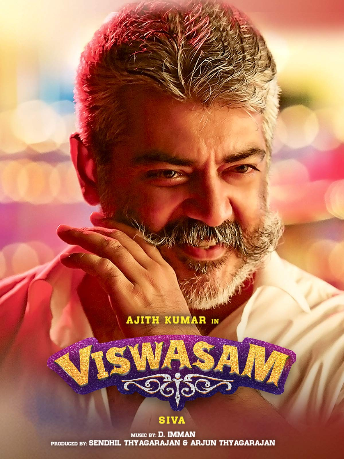 Viswasam on Amazon Prime Video UK