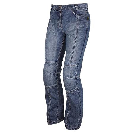 Modeka nEVADA femme bleu jean pour femme