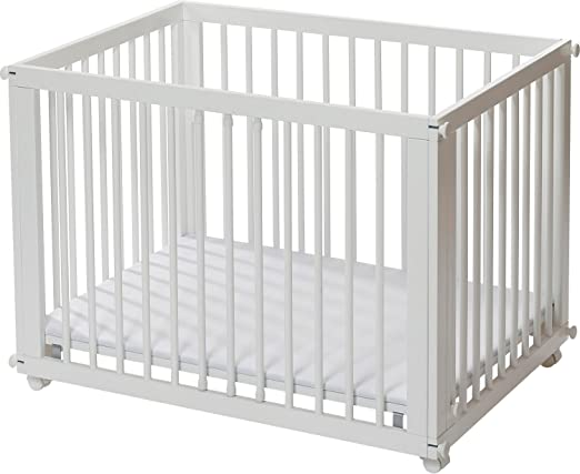 Easy Baby – 3-en-1 Lettino trasformabile Sleep & Play