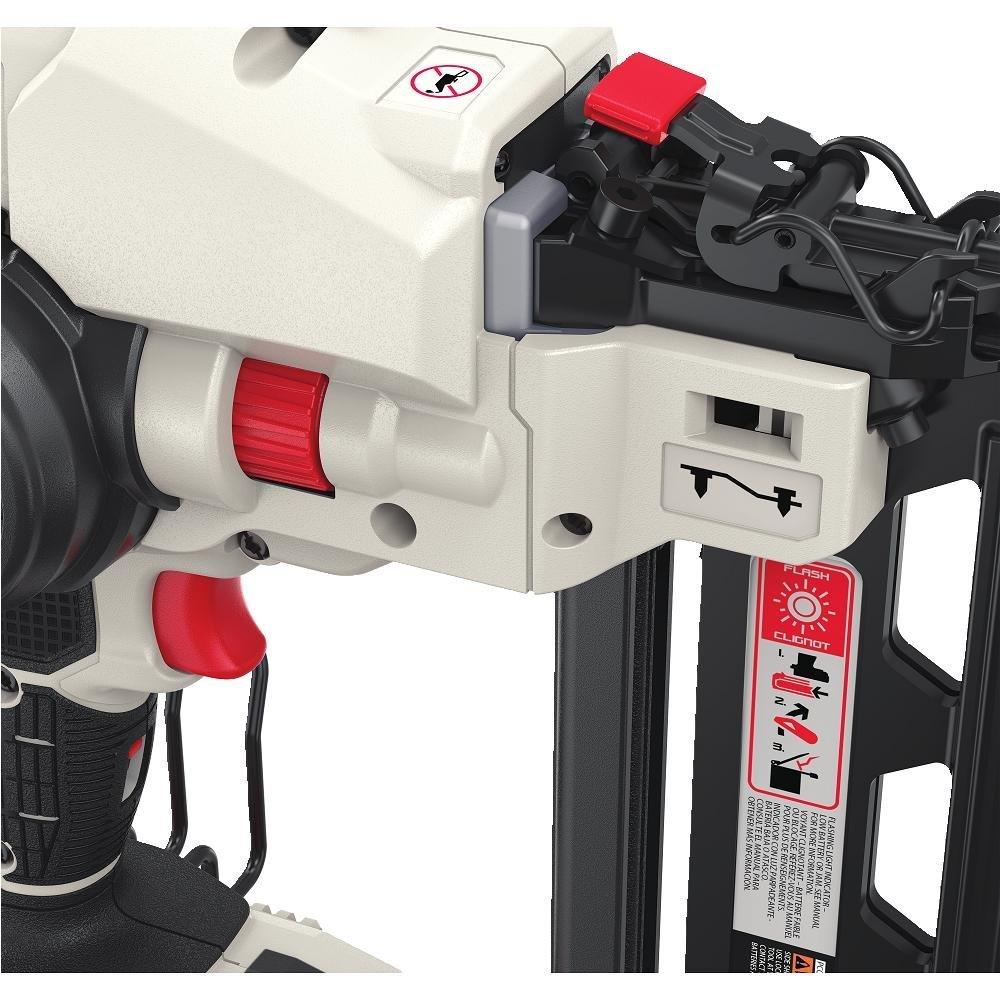 PORTER-CABLE PCC792LA 20V MAX Cordless Lithium 16GA Straight Finish Nailer Kit